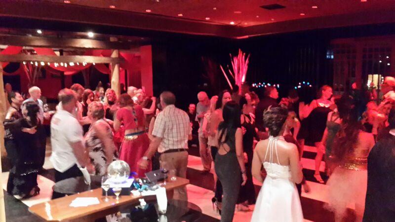 Masquerade Party @ The Hilton Hua Hin
