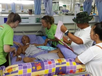 Jungle Aid non profit patient support