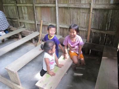 Bang Saphan remote village