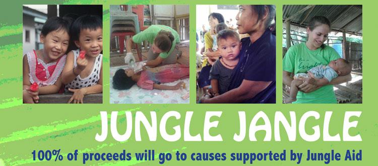 Jungle Jangle at DET5, Bangkok