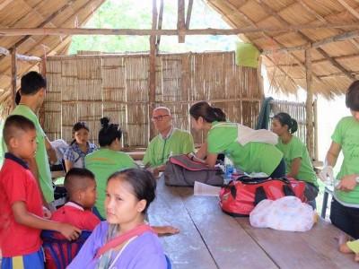 Jungle aid medical clinic
