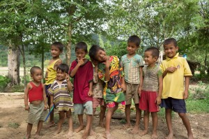 Donate to help send children to school in Thailand